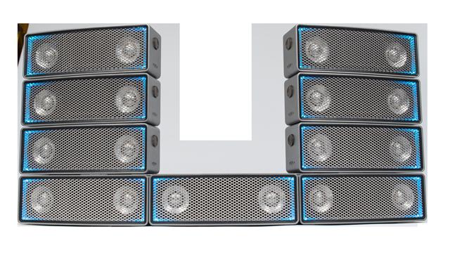 Soundots® Ai-1 Stacking Technology